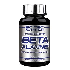 Scitec Beta Alanine, 120 g pulver