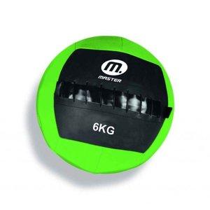 Medicinboll Wallball 6 kg *Nyhet*