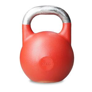 Competition Kettlebells WH 32 kg Röd