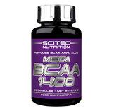 Scitec Mega BCAA 1400, 90 kapslar