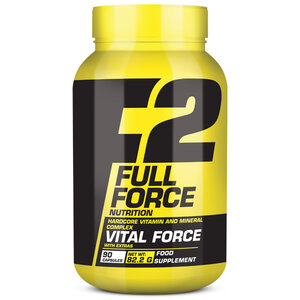 Vital Force 90 kapslar, Full Force