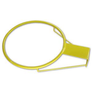 Gymbollshållare Reebok Väggmodell Gul