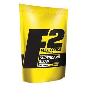 Supercarb Slow 1 kg, Full Force