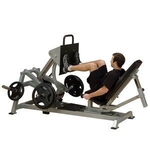 Leverage Horizontal Leg Press