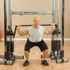Stång till Functional Trainer