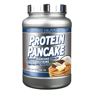 Scitec Protein Pancake 1036g, White Chocolate-Coconut