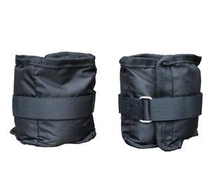 Viktmanschetter Svarta Nylon 2x1,5 kg Workhouse