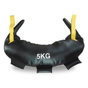Bulgarian Bag 5 kg Svart/Gul Workhouse *Kampanj*