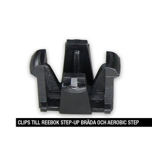 Reservdel till Step-Up Bräda, Clips